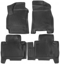 Lada Locker Коврики в салон полиуритановые Geely Emgrand EC7 (11-)