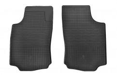 Stingray Коврики в салон резиновые Opel Combo C 01-10/Corsa C 00-/Meriva A 02- (design 2016) (2 шт)