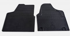 Stingray Коврики в салон резиновые Peugeot Expert /Citroen Jumpy /Fiat Scudo 07- (2 шт)**