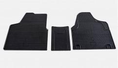 Stingray Коврики в салон резиновые Peugeot Expert /Citroen Jumpy /Fiat Scudo 07- (3 шт)