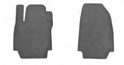 Stingray Коврики в салон резиновые Renault Captur 13-/ Clio III 05-/ Clio IV 12- (2 шт)