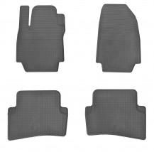 Stingray Коврики в салон резиновые Renault Captur 13-/ Clio III 05-/ Clio IV 12- (4 шт)