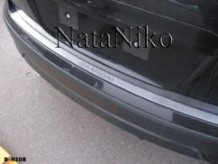 NataNiko Накладка на бампер Nissan  QASHQAI