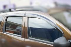 Ветровики Renault Duster 2011