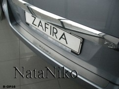 NataNiko Накладка на бампер Opel  ZAFIRA II B
