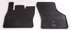 Stingray Коврики в салон резиновые Skoda Octavia A7 13-/ VW Golf VII 13-/Seat Leon III 12- (2 шт)