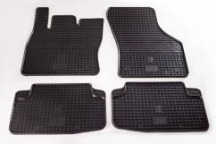 Stingray Коврики в салон резиновые Skoda Octavia A7 13-/ VW Golf VII 13-/Seat Leon III 12- (4 шт)