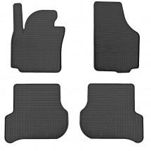 Stingray Коврики в салон резиновые Skoda Yeti 09/Seat Altea XL 09-/VW Golf Plus 05- (design 2016) (4 шт)