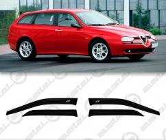 Ветровики Alfa Romeo 156 Sportwagon (932) 2000-2007