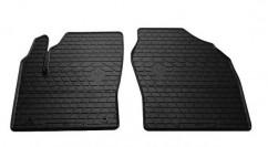 Stingray Коврики в салон резиновые Toyota C-HR 16- (design 2016) (2 шт)
