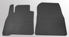 Stingray Коврики в салон резиновые Toyota Land Cruiser 200 07-/Lexus LX570 08-/14- (design 2016) (2 шт)
