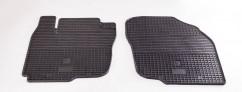 Stingray Коврики в салон резиновые Toyota Rav 4 06-13 (2 шт) (design 2016)