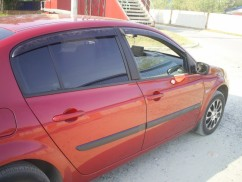 Ветровики Renault Megane II Sd 2002-2008