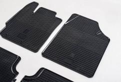 Stingray Коврики в салон резиновые Toyota Yaris 2013- (design 2016) (2 шт)