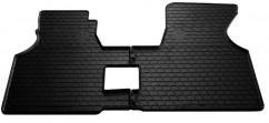 Stingray Коврики в салон резиновые VW T4 90- (design 2016) (2 шт)