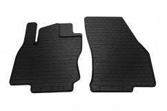 Stingray Коврики в салон резиновые VW Tiguan 16- /Audi Q2 16-/ Seat Ateca 16-/ Skoda Kodiaq 16- (design 2016) (2 шт)