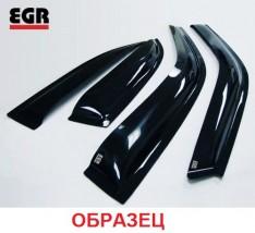 Дефлекторы окон (ветровики) VW PASSAT 98-01
