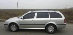 Ветровики Skoda Octavia Tour II Wagon 1998