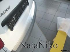 NataNiko Накладка на бампер Volkswagen CADDY III