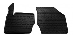 Stingray Коврики в салон резиновые Volvo XC90 02- (design 2016) (2 шт)