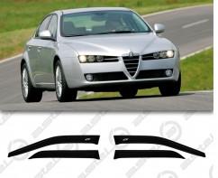 Ветровики Alfa Romeo 159 Sd (939A) 2005-2011