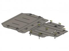 Защита двигателя, коробки передач, радиатора Audi A6 C7