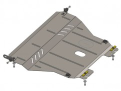 Кольчуга Защита двигателя, коробки передач, радиатора Chevrolet Aveo