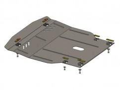 Защита двигателя, коробки передач, радиатора Chevrolet Lacetti (Nubira)