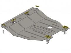 Защита двигателя, коробки передач, радиатора Daewoo Lanos
