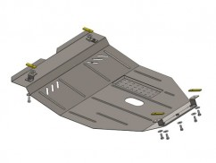 Защита двигателя, коробки передач, радиатора Daewoo Nexia