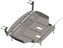 Защита двигателя, коробки передач, радиатора Ford Fiesta  VII