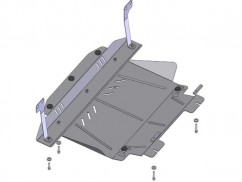 Защита двигателя, коробки передач, радиатора Ford Fusion