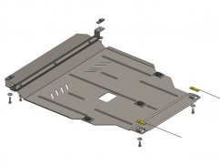 Защита двигателя, коробки передач, радиатора Hyundai Accent RB (Solaris) IV