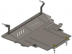 Защита двигателя, коробки передач, радиатора Mazda 5 2005-2010