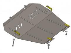 Кольчуга Защита двигателя, коробки передач, радиатора Opel Zafira B  2006-2010