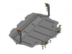 Защита двигателя, коробки передач, радиатора Skoda Octavia II A5 2004-
