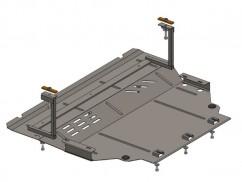 Кольчуга Защита двигателя, коробки передач, радиатора Skoda Octavia III A7 2013-