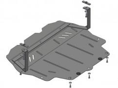 Защита двигателя, коробки передач, радиатора Volkswagen Passat B6 2005-2010