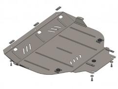 Кольчуга Защита двигателя, коробки передач, радиатора Volvo V50 2004-2012