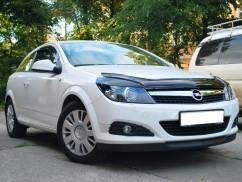 Дефлектор капота  Opel Astra Н с 2004-2009