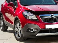 VIP Tuning Дефлектор капота  Opel Zafira B с 2006-2011  (короткий)