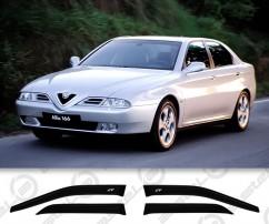 Ветровики Alfa Romeo 166 Sd 1998-2004