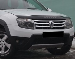 VIP Tuning Дефлектор капота  Renault Duster с 2010