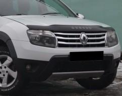 Дефлектор капота  Renault Duster с 2010