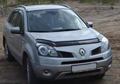 VIP Tuning Дефлектор капота  Renault Koleos с 2008–2016
