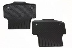 Оригинал Коврики в салон оригинальные   Audi A3 2013-, задние 2шт