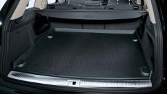 Оригинал Коврик в багажник оригинальный  Audi Q7 (4LB) (05-15)