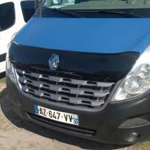 VIP Tuning Дефлектор капота  Renault Master с 2014