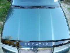 Дефлектор капота  Skoda Octavia с 1997 /Skoda Octavia Tour с 2000