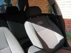 Чехлы на сиденья модельные Audi 80  (с горбами) 1986 - 1995 (стандарт)